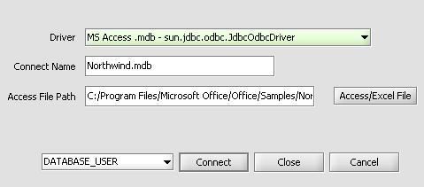 Visual Query Builder in Dashboard Designer | InfoCaptor Dashboard